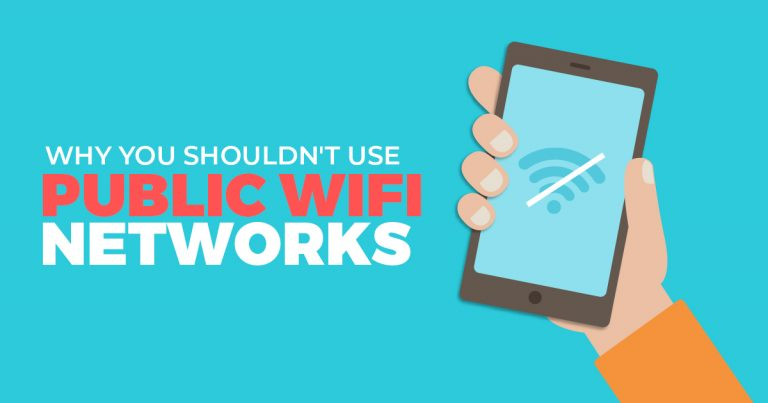 لماذا ينبغي عليك عدم استخدام شبكات الواي فاي العامة