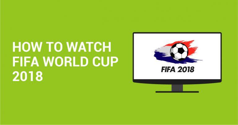 كيف تشاهد كأس العالم 2018