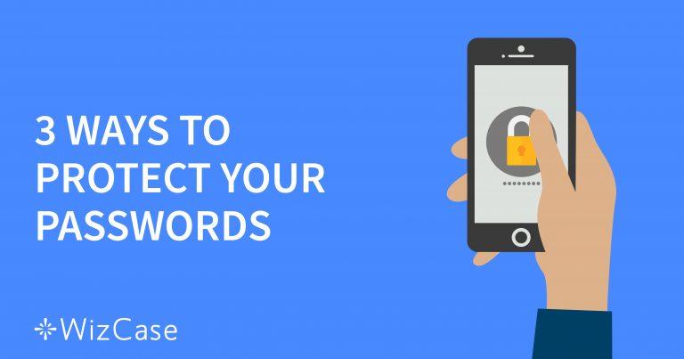 كيف تحافظ على كلمات المرور غير مكشوفة على الانترنت