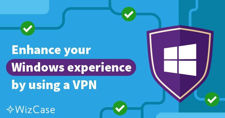أفضل 5 برامج VPN للكمبيوتر بنظام ويندوز – تحديث مايو 2020
