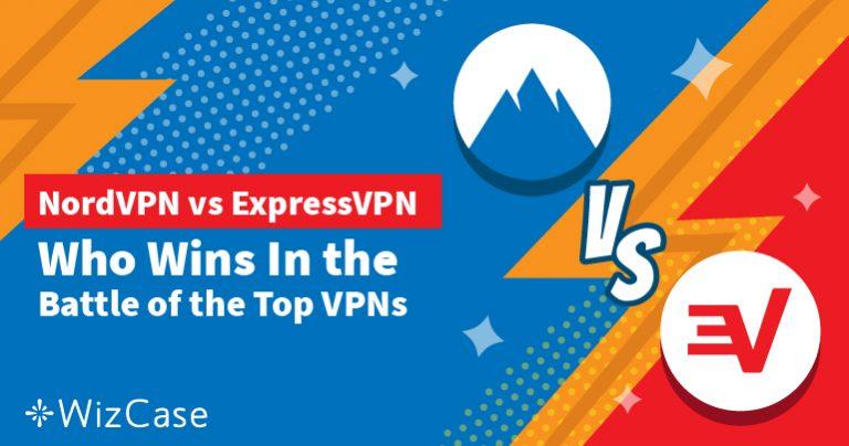 مقارنة بين ExpressVPN وNordVPN في 2020 بعد إجراء أحدث الاختبارات!