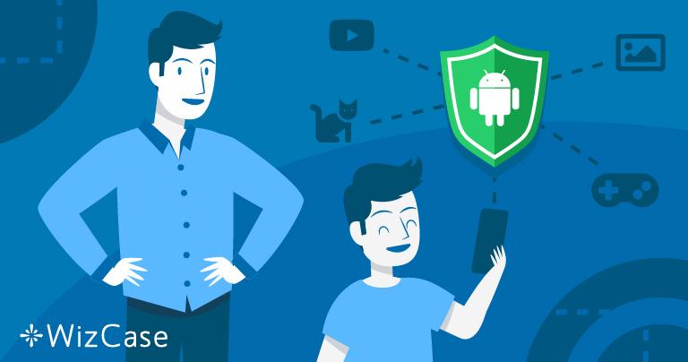 أفضل تطبيقات الرقابة الأبوية لنظام أندرويد: مجربة في أبريل 2021