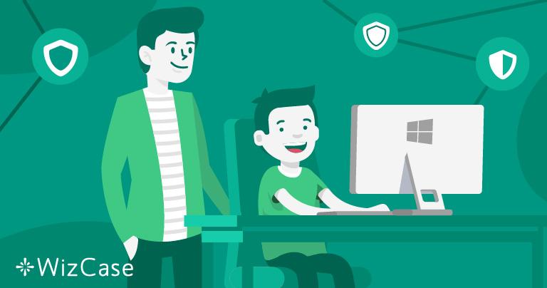 أفضل 5 برامج رقابة أبوية لنظام ويندوز في 2021